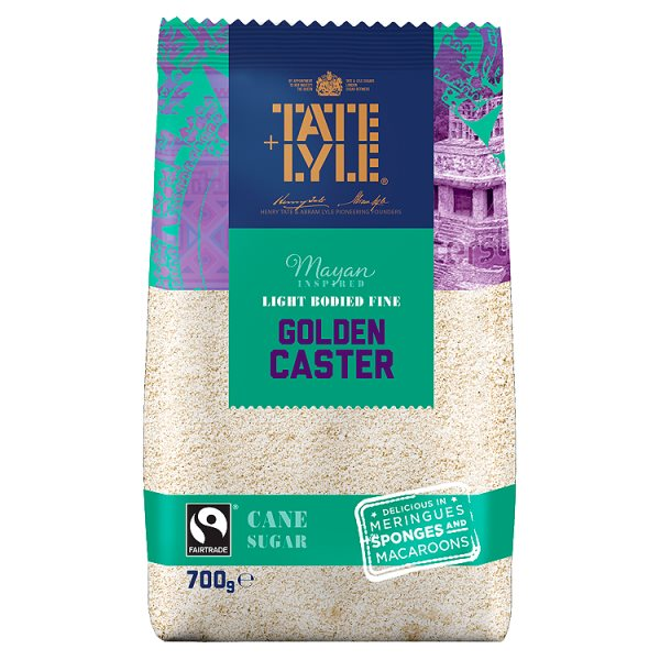 T & LYLE TASTE EXP F/T GOLDEN CASTER SUGAR