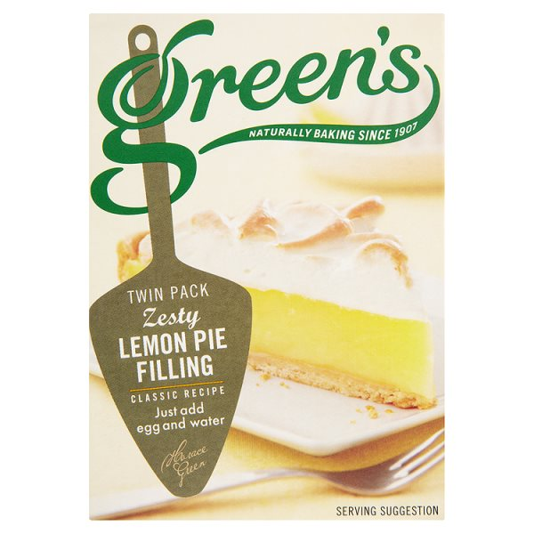 GREENS LEMON PIE FILLING