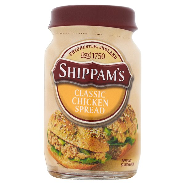 SHIPPAMS CHICKEN SPREAD