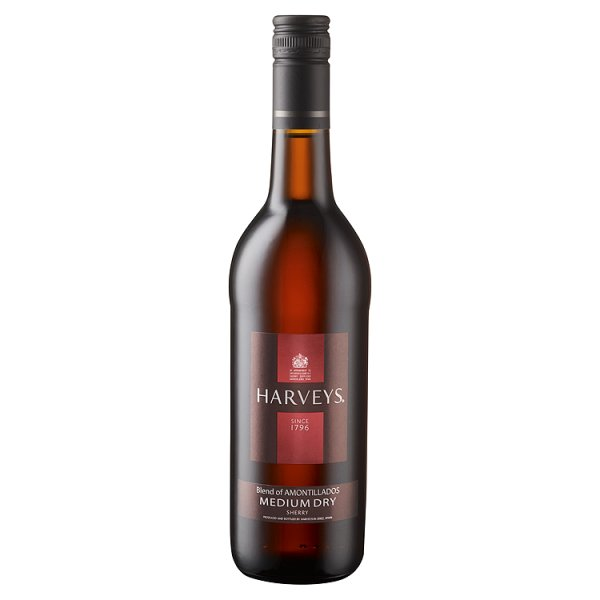 HARVEYS AMONTILLADO 17.5%