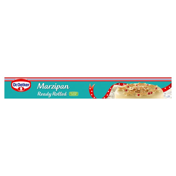 D/OETKER MARZIPAN READY ROLLED PS