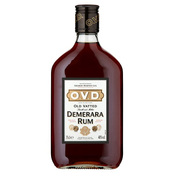 OVD RUM 40% DST