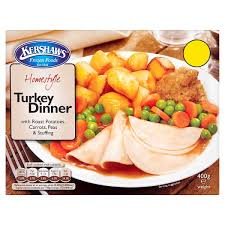 KERSHAWS TURKEY DINNER  PMï¾£1.69