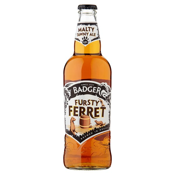 BADGER FURSTY FERRET 4.4%