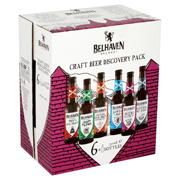 BELHAVEN DISCOVERY CRAFT 6PK