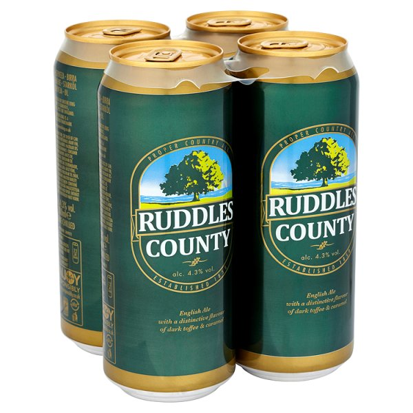 RUDDLES COUNTY 4PK CAN 4.3%