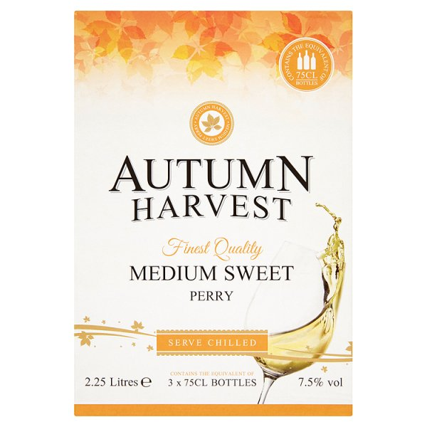AUTUMN HARVEST MED SWEET PERRY