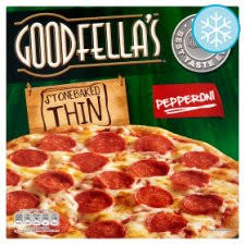 G/FELLAS THIN PEPPERONI