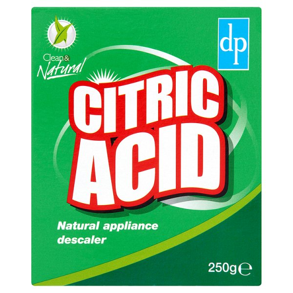 DRI-PAK CLEAN & NATURAL CITRIC ACID
