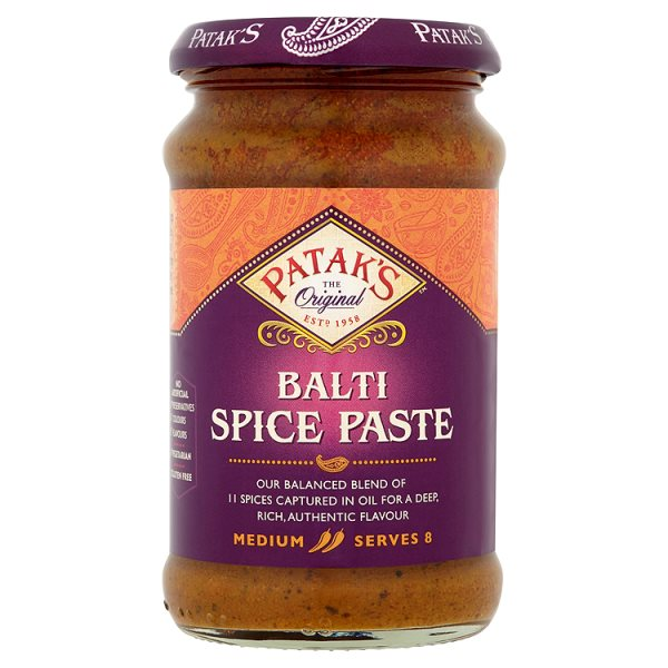 PATAKS BALTI CURRY PASTE JAR