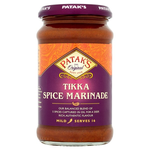 PATAKS TIKKA CURRY PASTE JAR