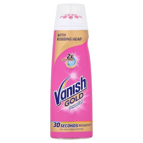 VANISH GOLD POWERGEL