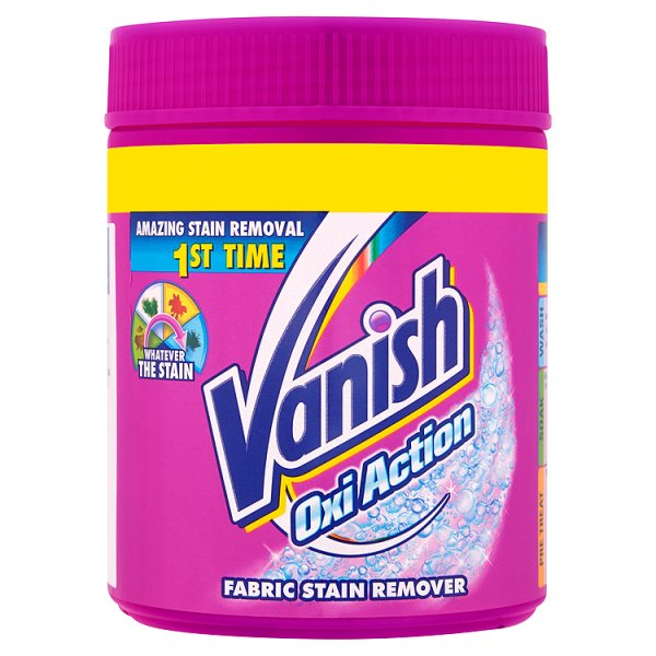 VANISH OXIACTION PINK PM ï¾£3.50