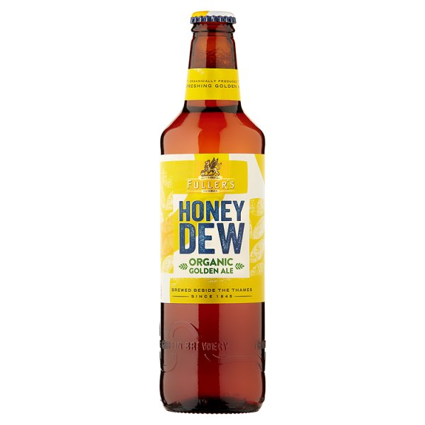 FULLERS ORGANIC HONEY DEW ABV 5%