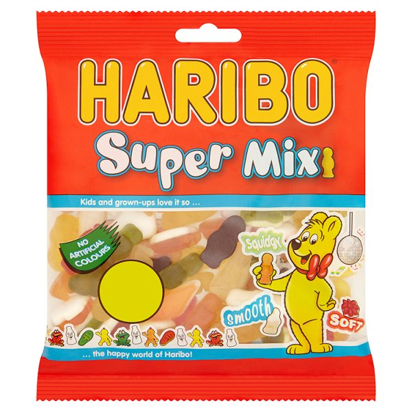HARIBO SUPER MIX PMï¾£1