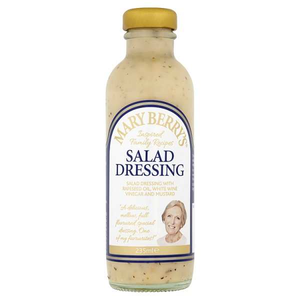 M/BERRY SALAD DRESSING