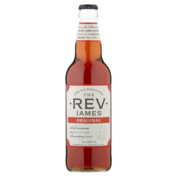 BRAINS THE REV JAMES 4.5%
