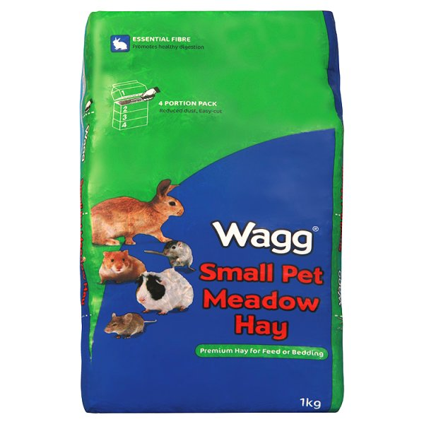 WAGG HAY FOR SMALL ANIMALS