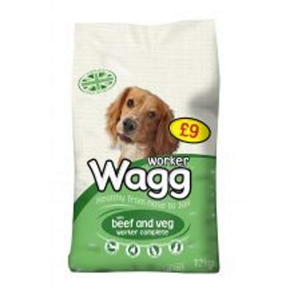 WAGG WORKER BEEF PM ï¾£9.00