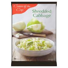 CRM/CROP SHREDDED CABBAGE