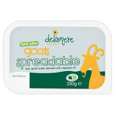 DELAMERE GOATS SPREADABLE BUTTER