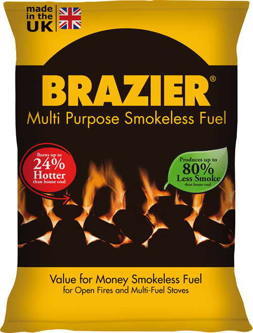 BRAZIER CPL SMOKELESS FUEL