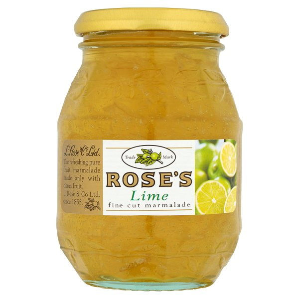 ROSES LIME MARMALADE