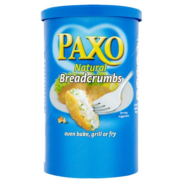 PAXO BREADCRUMBS NATURAL
