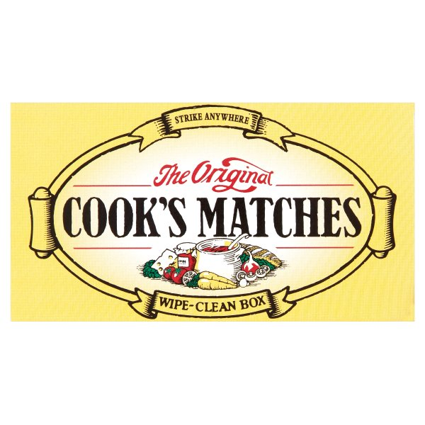 COOKS HOUSEHOLD S/A MATCHES *