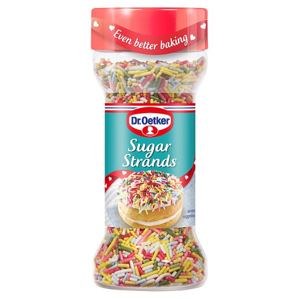 D/OETKER SUGAR STRANDS