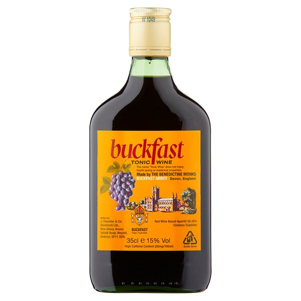 BUCKFAST TONIC WINE 15%
