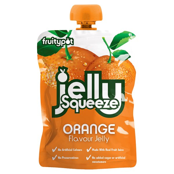 JELLY SQUEEZE ORANGE FLAVOUR JELLY