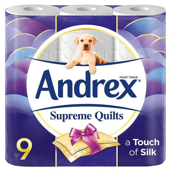 ANDREX T/TISS SUPREME QUILT