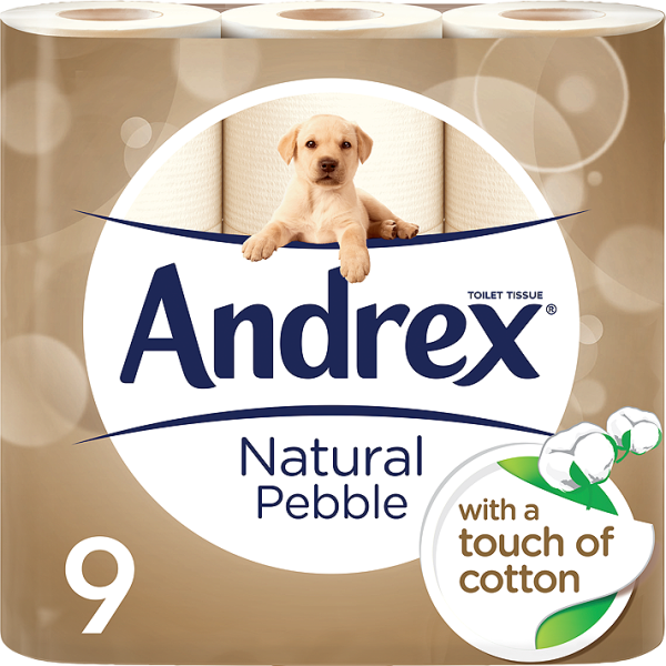 ANDREX T/TISS NATURAL