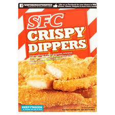 SFC CRISPY CHICKEN DIPPERS