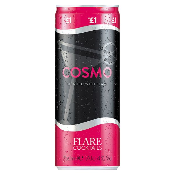 FLARE COCKTAIL COSMO PMï¾£1.00