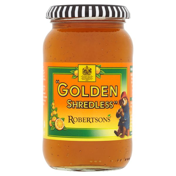 ROBERTSN GOLDEN SHREDLESS MARMALADE