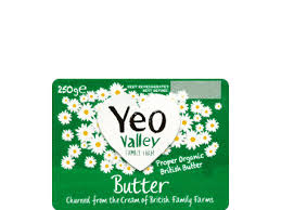 Y/VALLEY ORGANIC BUTTER