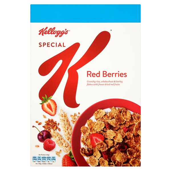 KELLOGGS SPECIAL K REDBERRY PMᆪ2.99