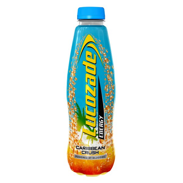 LUCOZADE ENERGY CARIBBEAN CRUSH