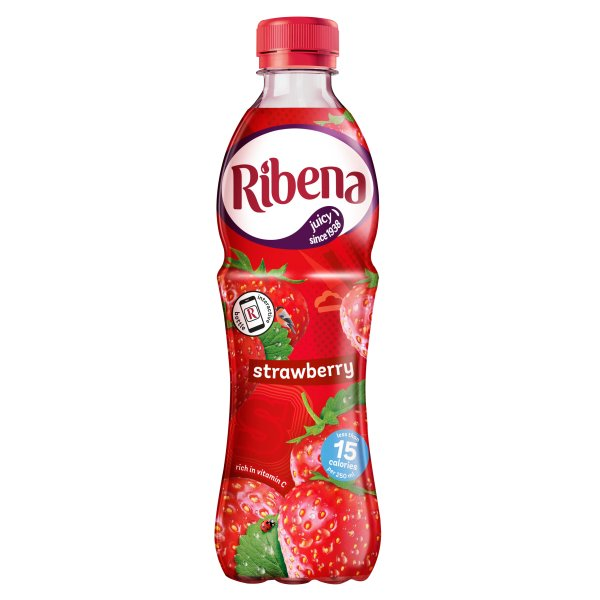 RIBENA RTD STRAWBERRY