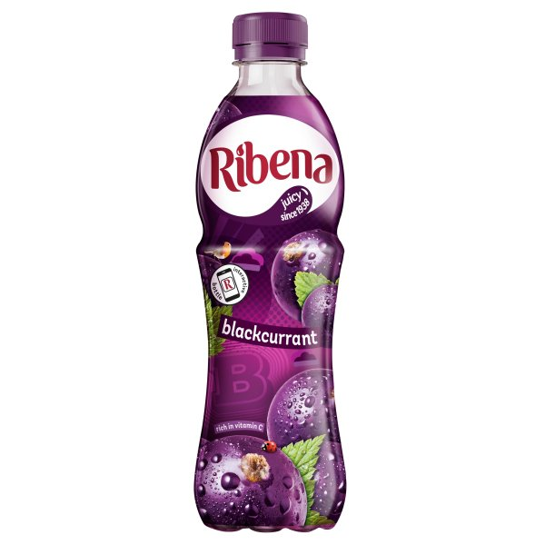 RIBENA RTD BLACKCURRANT