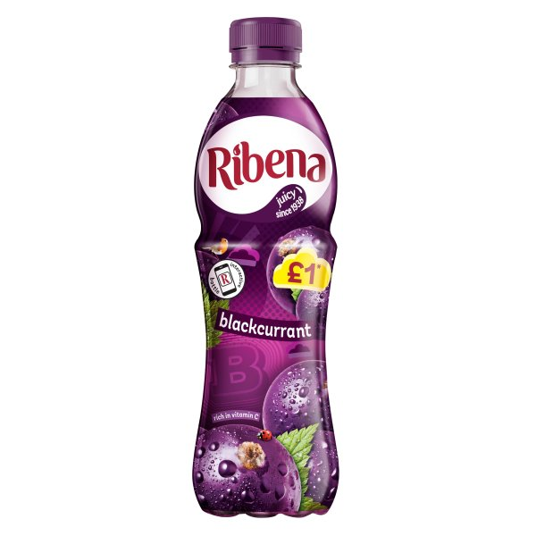 RIBENA BLACKCURRANT PMï¾£1.00
