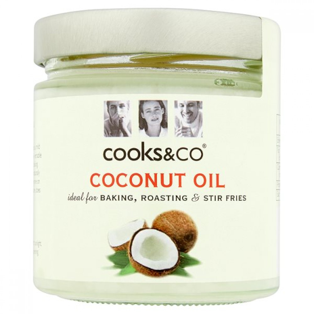 COOKS&CO COCONUT OIL