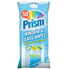 KEEP IT HANDY GLASS CLEANING WIPES