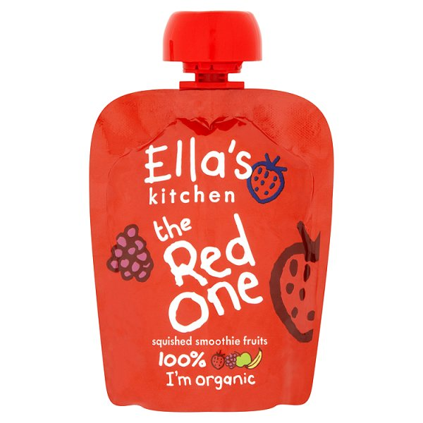 ELLASKIT SMOOTHIE RED
