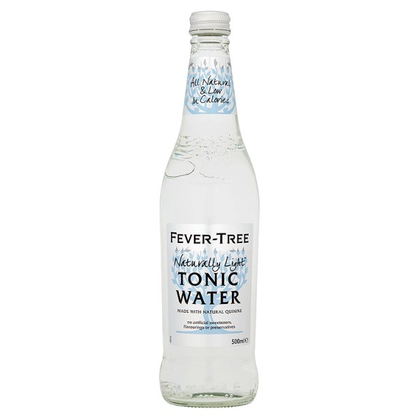 FEVER-TREE 586LY LIGHT TONIC WATER