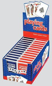 CLUB PLAYING CARDS *