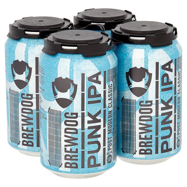 BREWDOG PUNK IPA CAN 4PK