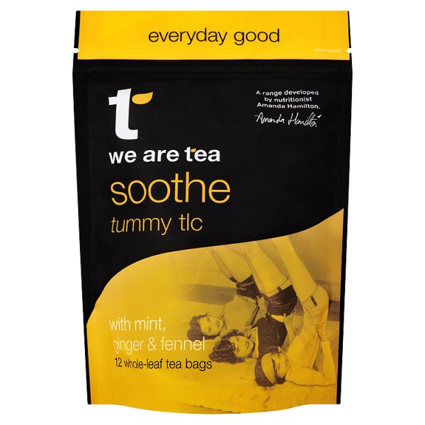 WE ARE TEA SOOTHE
